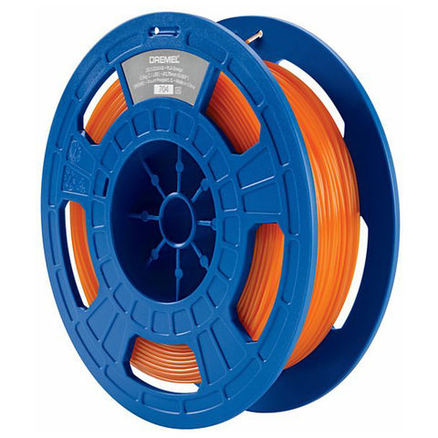 Image of Dremel Dremel 3D PLA Filament Orange DF04