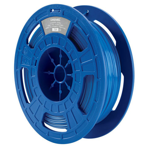 Image of Dremel Dremel 3D PLA Filament Blue DF06
