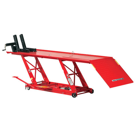 Clarke CML3 Air & Foot Pedal Operated Hydraulic Lift - Machine Mart ...
