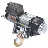 Warrior Ninja 1134 kg 12V DC Steel Rope Winch