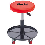 Clarke CMS2 Height Adjustable Mechanics Seat