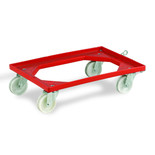 Barton Storage 88880-01PP Euro Container Dolly