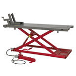 Sealey MC680A 680kg Heavy-Duty Air/Hydraulic Motorcycle Lift