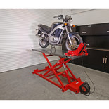 Sealey MC680E 680kg Heavy-Duty Electro/Hydraulic Motorcycle Lift