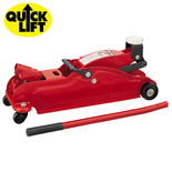 Clarke CTJ2QM 2 Tonne Quick Lift Jack with Case.