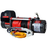 Warrior Samurai 4500kg 24V DC Synthetic Rope Winch