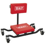 Sealey SCR85 Low Level Creeper, Seat & Kneeler