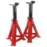 Sealey AS12000 12 Tonne Axle Stands (Pair) Capacity per Stand