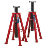 Sealey AS10H 10 Tonne Axle Stands (Pair) Capacity per Stand