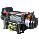 Warrior Samurai 7938kg 24V DC Steel Rope Winch