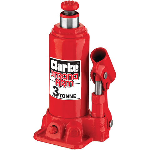 Image of New Clarke CBJ3B 3 Tonne Bottle Jack