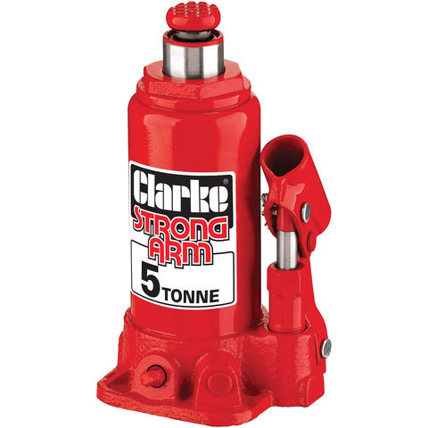 Image of New Clarke CBJ5B 5 Tonne Bottle Jack