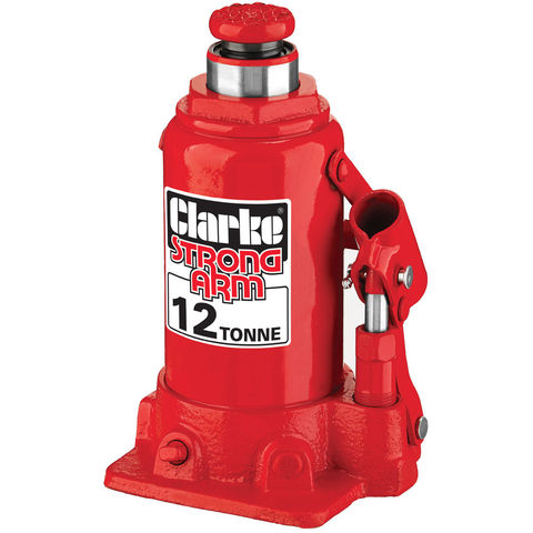 Image of New Clarke CBJ12B 12 Tonne Bottle Jack