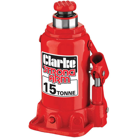 Image of New Clarke CBJ15B 15 Tonne Bottle Jack