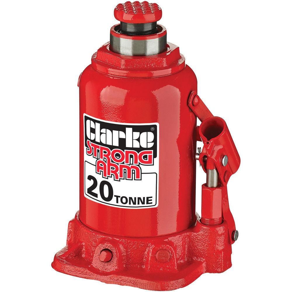 Clarke Cbj20b 20 Tonne Bottle Jack Machine Mart Machine Mart
