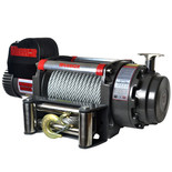 Warrior Samurai 9072kg 12V DC Steel Rope Winch