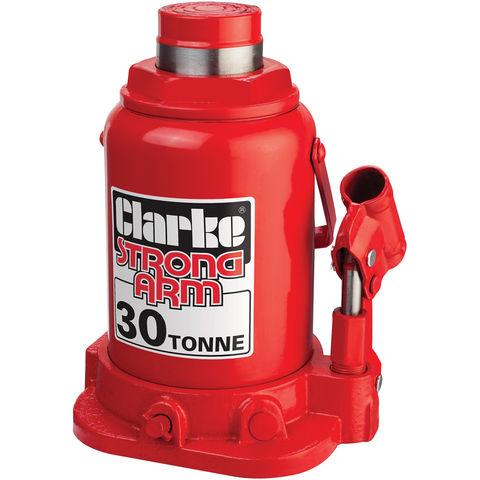 Image of Clarke Clarke CBJ30 30 Tonne Professional Bottle Jack