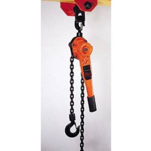 Image of Lifting & Crane Lifting & Crane LH1 Ratchet Lever Hoist