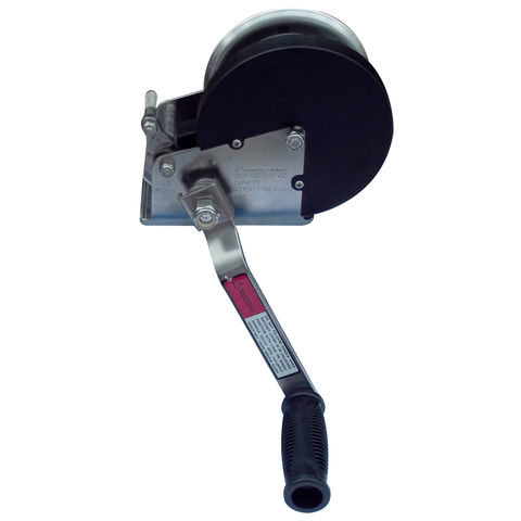 Image of Lifting & Crane Lifting & Crane SSHW16 1600lb Stainless Steel Hand Winch with Dual Protected Gear