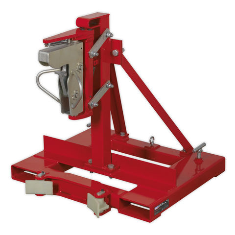Image of Sealey Sealey DG06 Drum Tongs 400kg Capacity