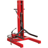 Sealey 1.5 Tonne Air/Hydraulic Vehicle Lift with Foot Pedal