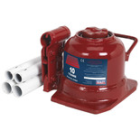 Sealey BJ10LE 10 Tonne Low Entry Telescopic Bottle Jack