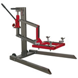 Sealey Single Post Motorcycle Lift 450kg