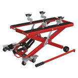 Sealey MC4500 Motorcycle & Quad Hydraulic Scissor Lift 500kg