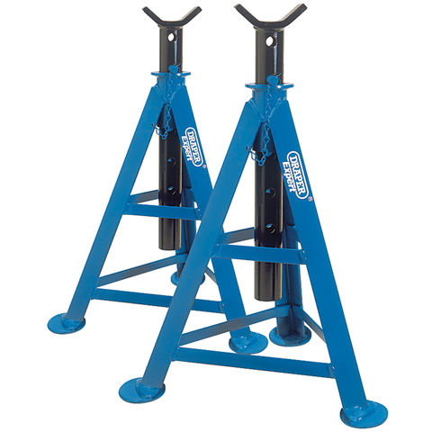 Image of Draper Draper Expert 12 Tonne Axle Stands (Pair)