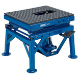 Draper MCPL3 135kg Off Road Motorcycle Scissor Lift