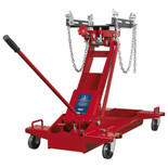 Sealey 1000E 1 Tonne Floor Transmission Jack