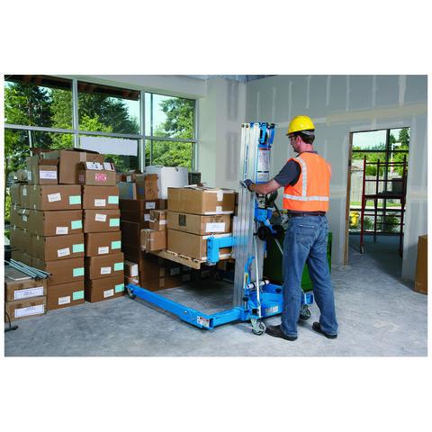 Genie SLA10 Superlift Advantage Material Lift - Machine Mart