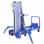 Wienold GML800 +10KM 900kg Glass and Material Lift with Counter-Weights