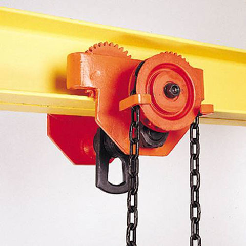 Image of Lifting & Crane GGT 3 Geared Girder Trolley