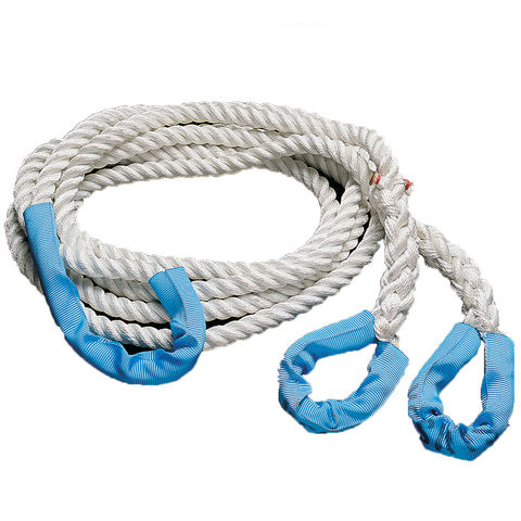 Image of Lifting & Crane Lifting and Crane Heavy Duty Nylon Recovery Rope