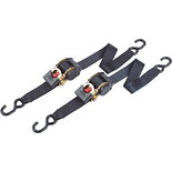 Clarke CHT753 3m Heavy Duty Ratcheting Tie Down (Pack of Two)