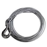 Lifting & Crane SSHW2C 15m Stainless Steel Cable for 907kg Hand Winch