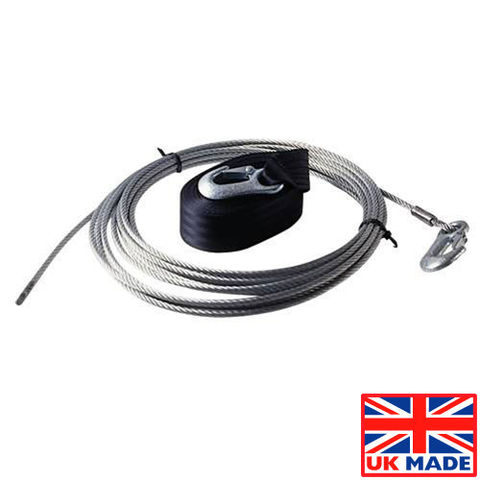 Image of Lifting & Crane Lifting and Crane THW2500C Hand-Winch Cable