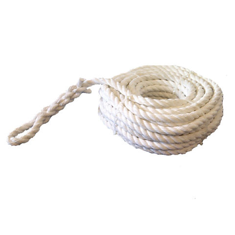 Image of Lifting & Crane 20m x 18mm Rope For Use With Gin Wheels