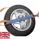 Lifting and Crane Soft Wheel Strap