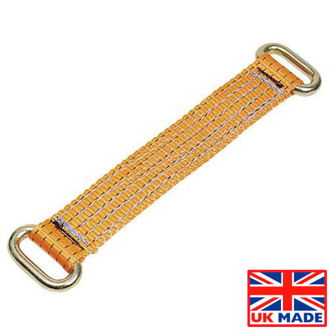 Image of Lifting & Crane Lifting and Crane CTWL Car Transporter Wheel Strap