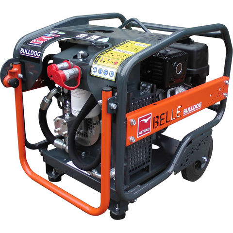 Image of Altrad Belle Altrad Belle HPX01S Bulldog Petrol Hydraulic Power Pack
