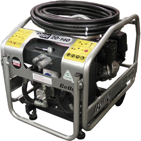 Image of Altrad Belle Altrad Belle HPP20 MIDI 20-140 Hydraulic Power Pack