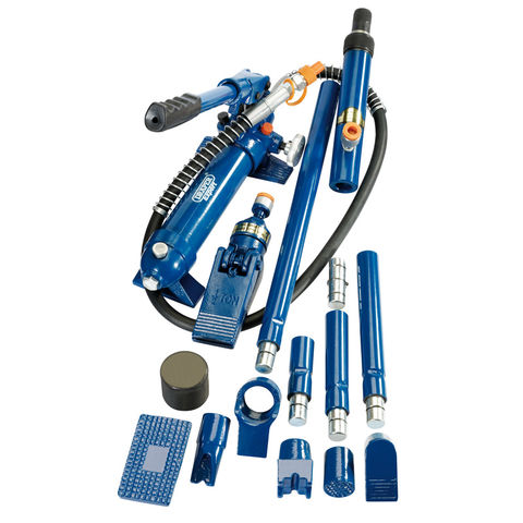 Image of Draper Draper 4 Tonne Hydraulic Body Repair Kit