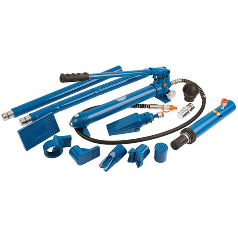 Image of Draper Draper BR10/KITB 10 Tonne Hydraulic Body Repair Kit