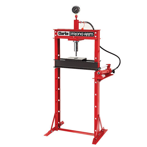 Image of Clarke Clarke CSA12F 12 Tonne Hydraulic Floor Press (Without Kit)