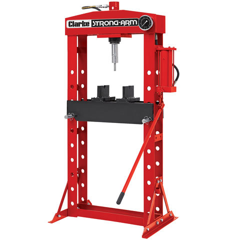 Image of Clarke Clarke CSA20F 20 Tonne Hydraulic Press