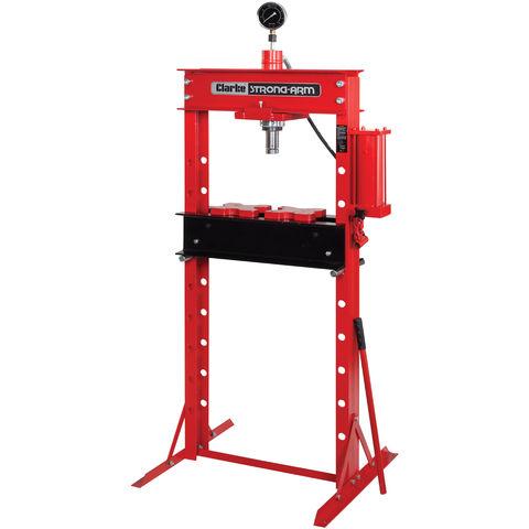 Image of Clarke Clarke CSA20FBT 20 Tonne Hydraulic Press