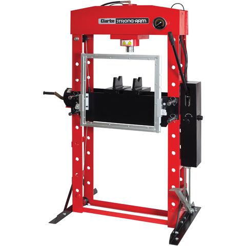 Image of Clarke Clarke CSA50FP 50 Tonne Hydraulic Press