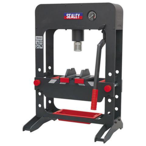 Image of Sealey Sealey PPB15 15 Tonne Premier Hydraulic Bench Press